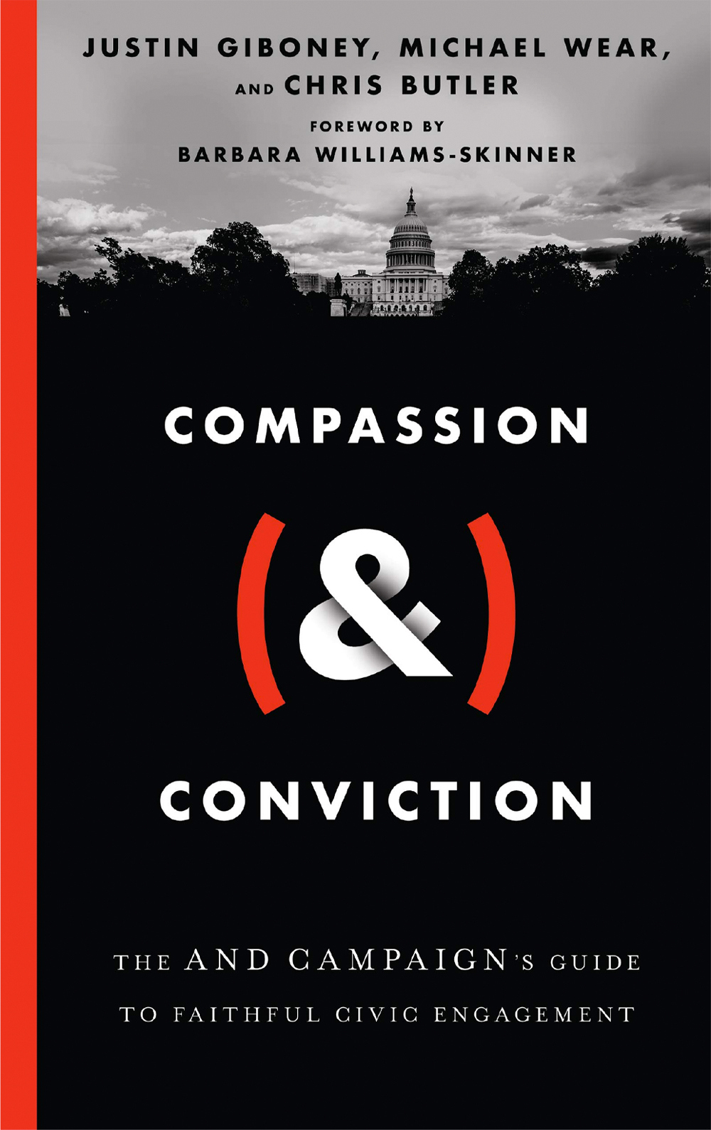 Compassion and conviction cover