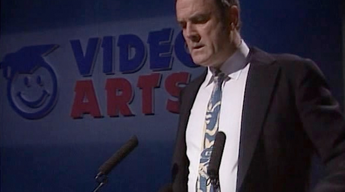 John cleese creativity banner